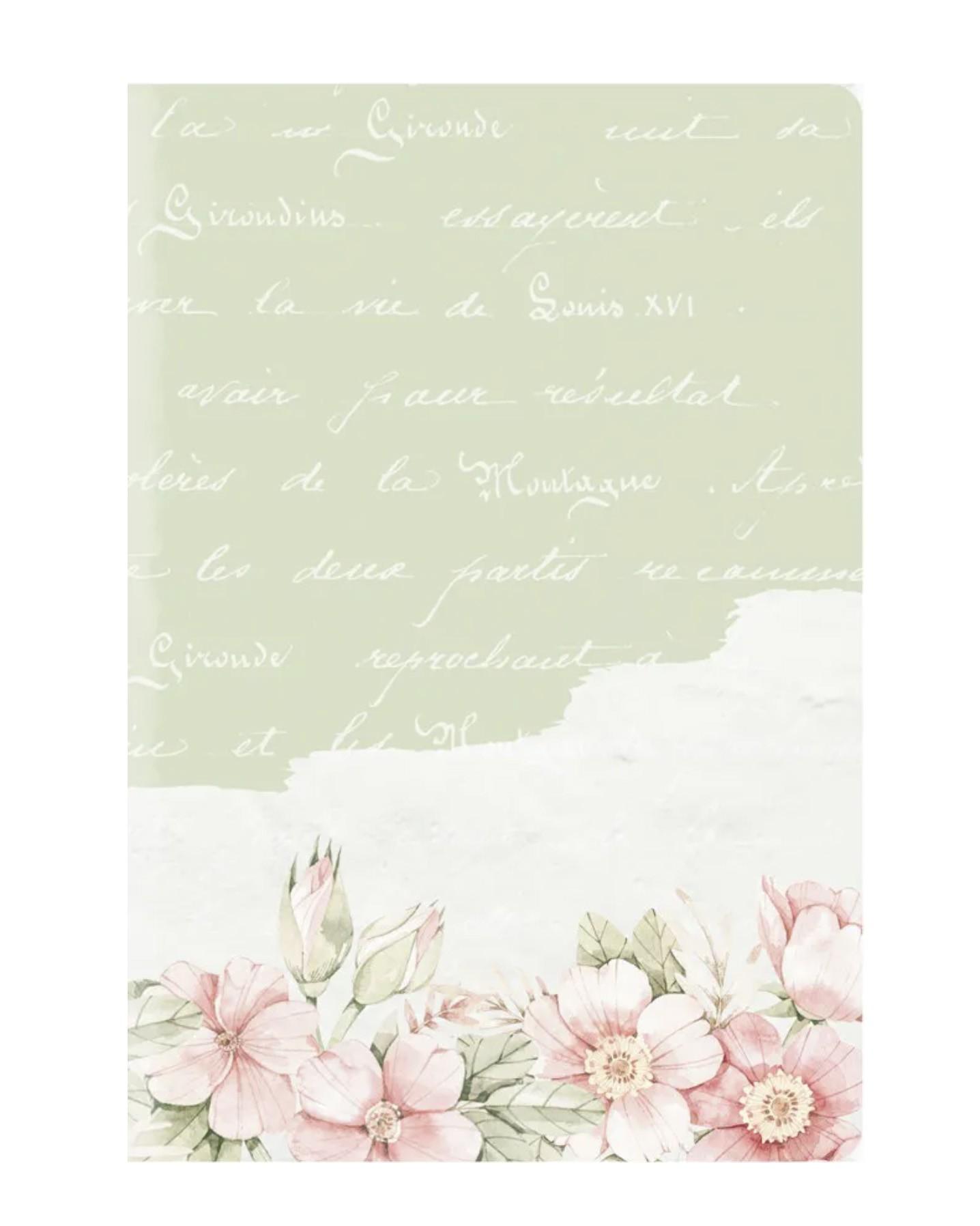 Caderno Manuscrito