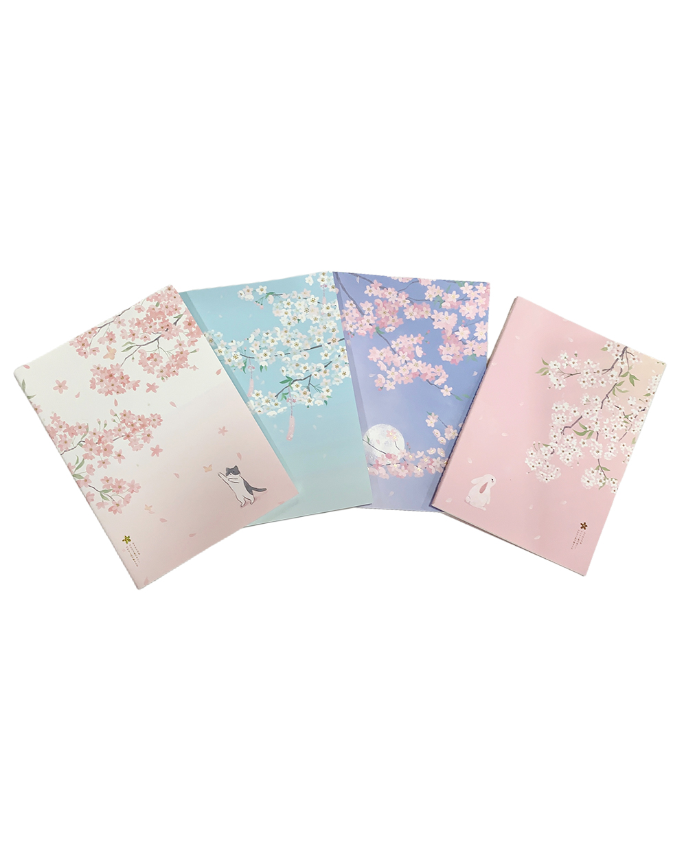 IMPERFEITOS Caderno B5 - Sakura