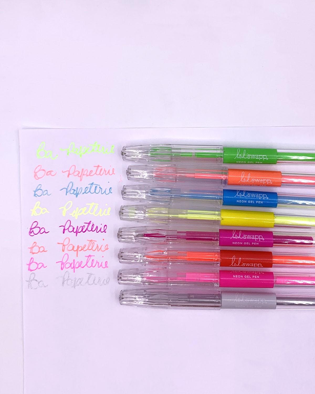 Kit de canetas neon - Heidi Swapp