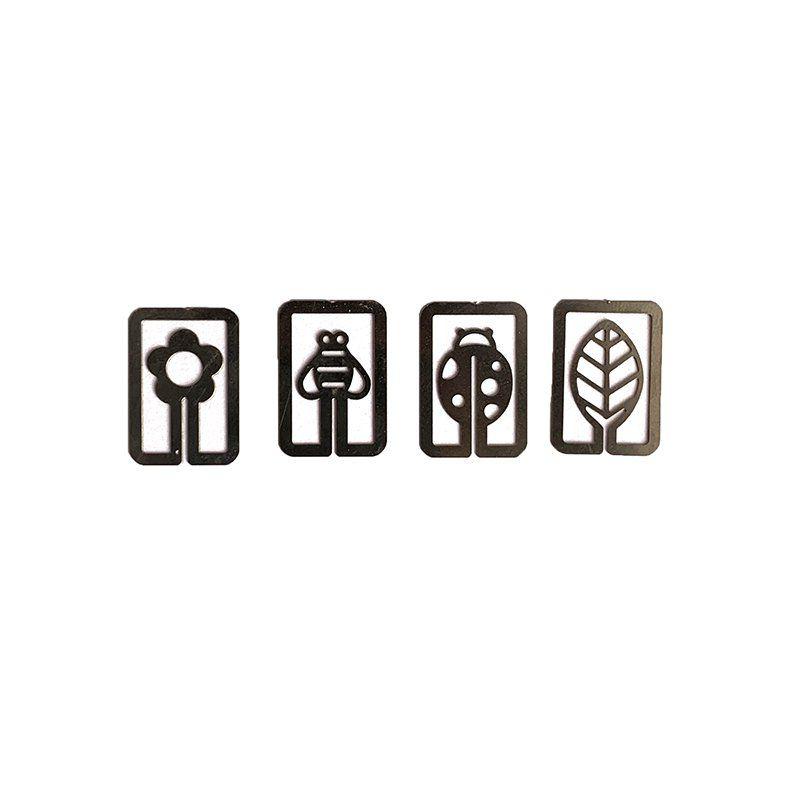 Kit de clips - Nature