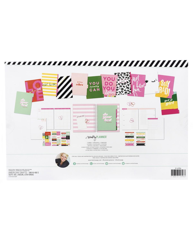 Kit de planejamento - Heidi Swapp