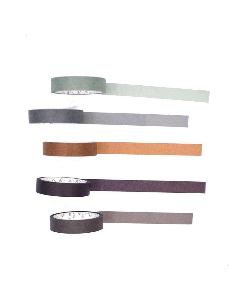 Kit de Washi tape - Floresta