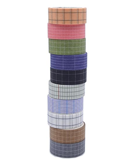 Kit de washi tape - Grid