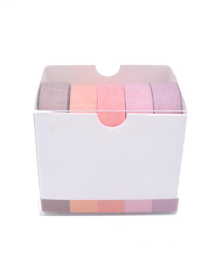 Kit de Washi tape - Morango