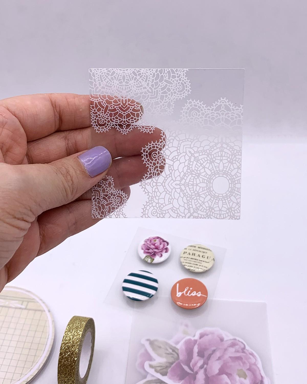 Kit Make pretty stuff - Heidi Swapp