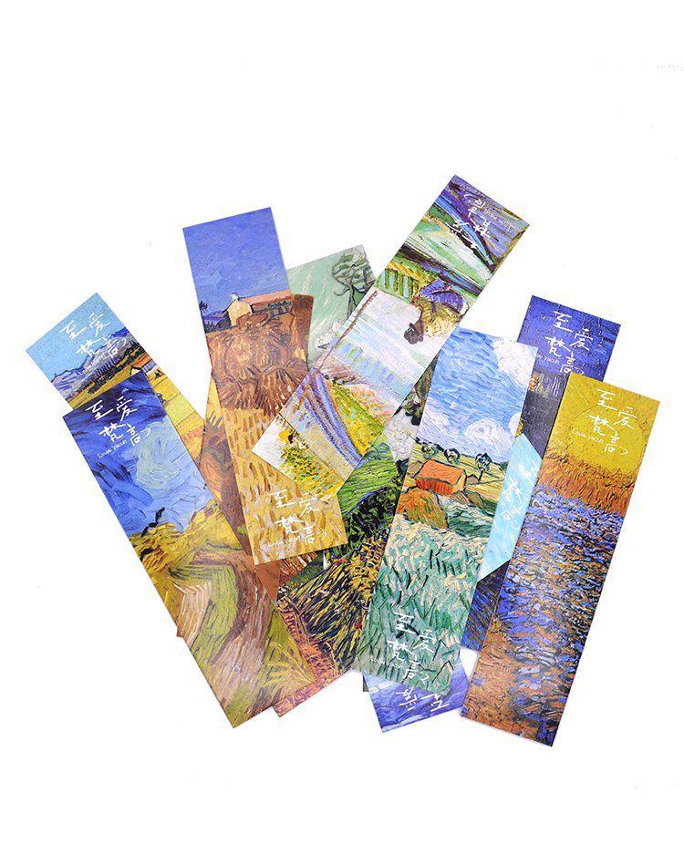 Marca página - Van Gogh
