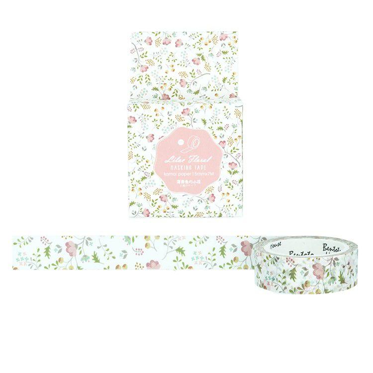 Masking tape - Floral