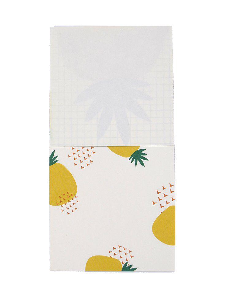Memo pad - Abacaxi