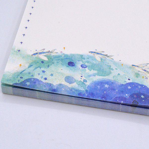 Notepad - Ocean