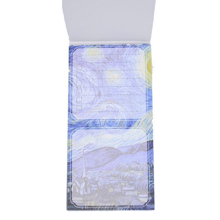 Notepad - Van Gogh