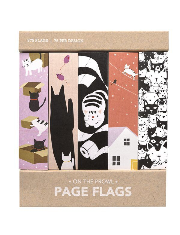 Page flags - On the prowl