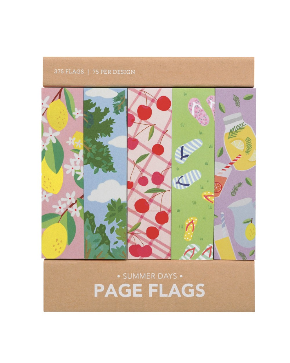 Page flags - Summer Days