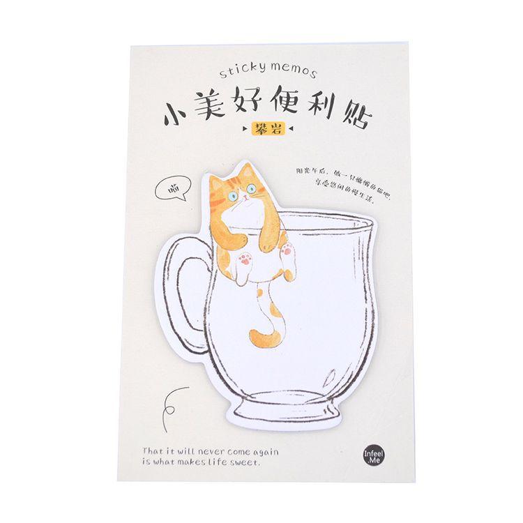 Post-it - Cat cup