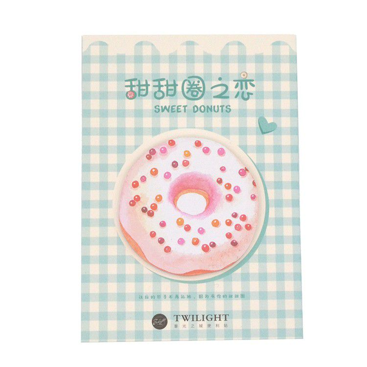 Post-it - Donuts