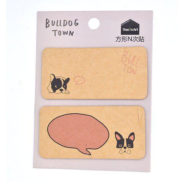 Post-it - French Bulldog