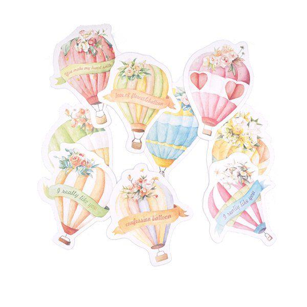 Postal - Balões