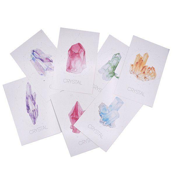 Postal - Crystal