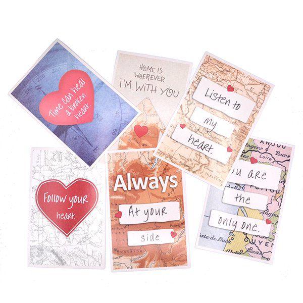 Postal - Love Message