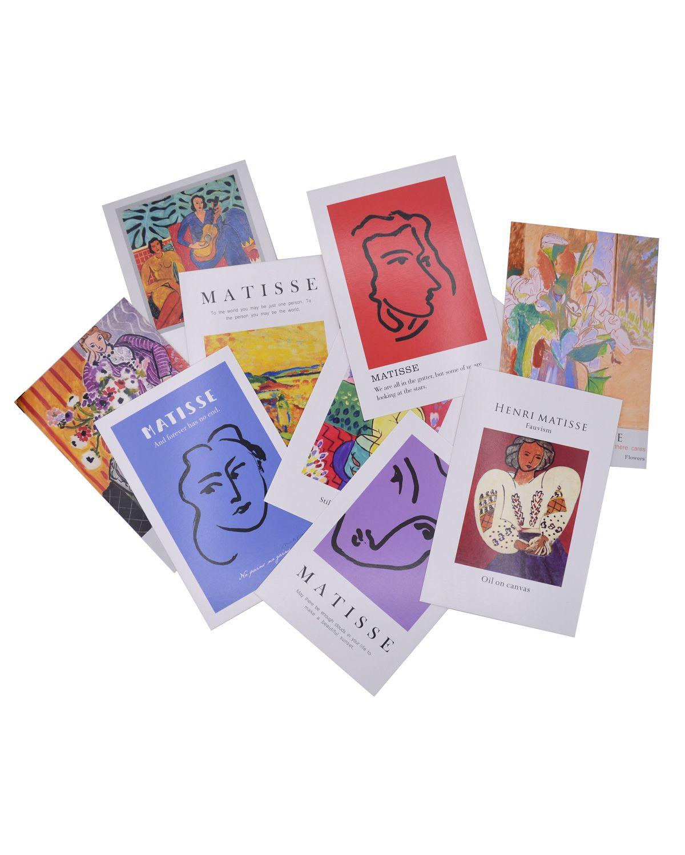 Postal - Matisse