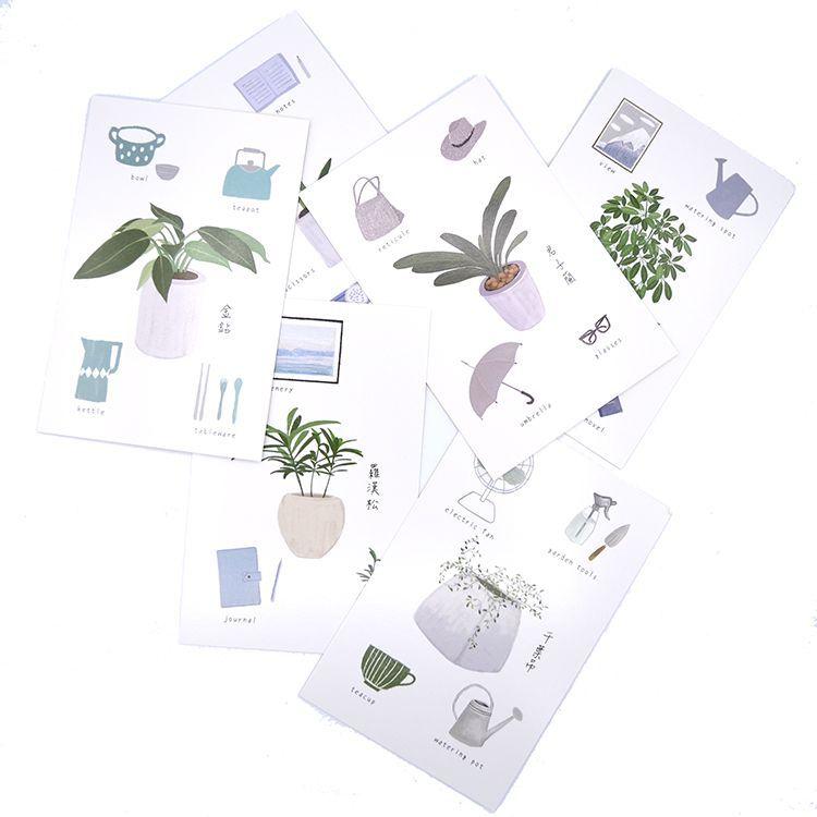 Postal - Simple plants