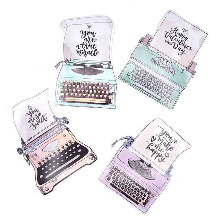 Postal - Typewrite