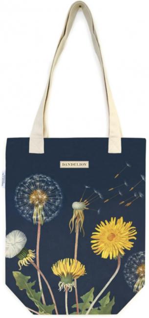 PRÉ-VENDA LINHA SPECIALS Dandelion Tote Bag (LEIA A DESCRIÇÃO)