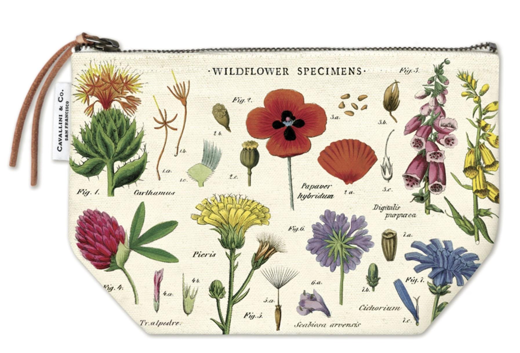 LINHA SPECIALS Estojo G Wildflowers