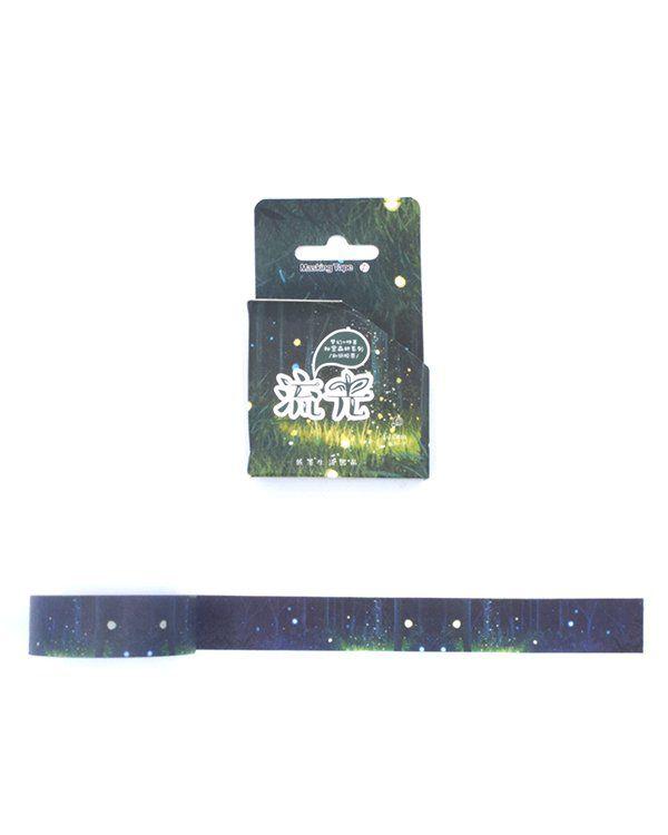 Washi tape Floresta Noturna