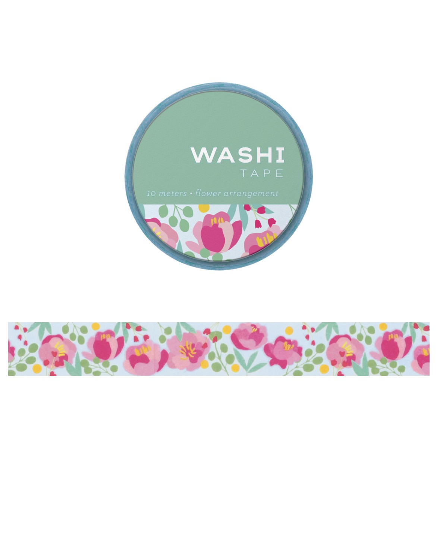 Washi tape - Flower Arrangement