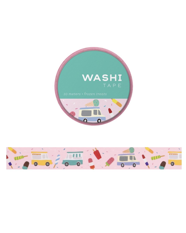 Washi tape - Frozen Treats