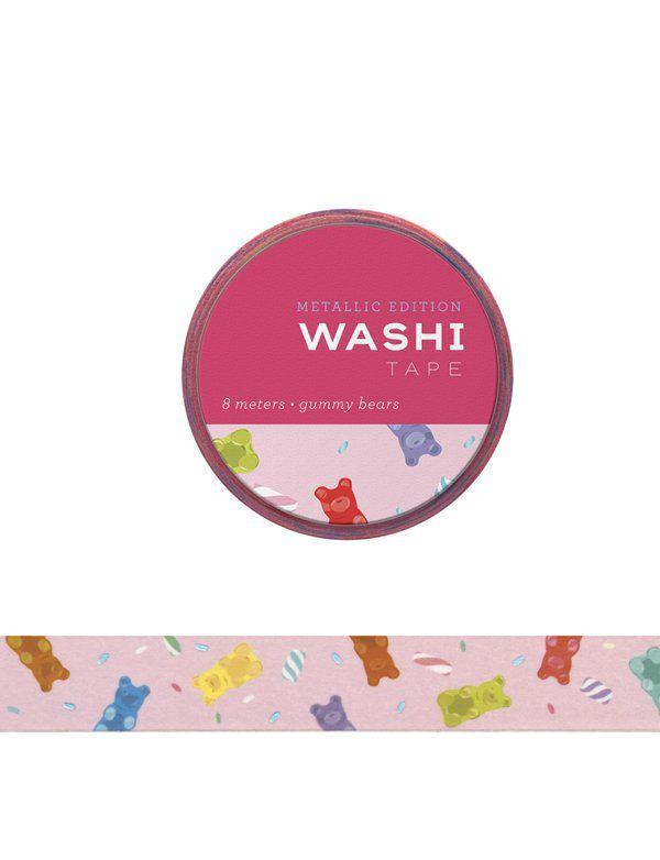 Washi tape - Gummy Bear