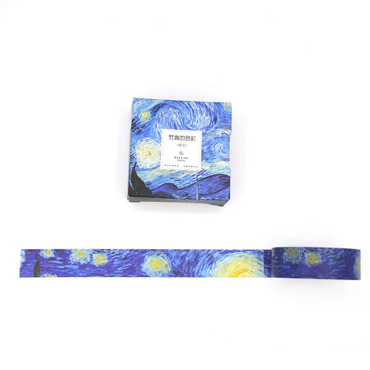 Washi tape - Starry Night