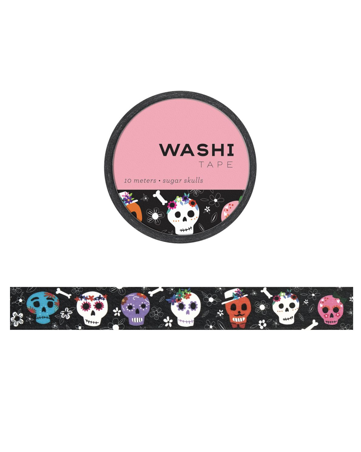 Washi tape - Sugar Skull