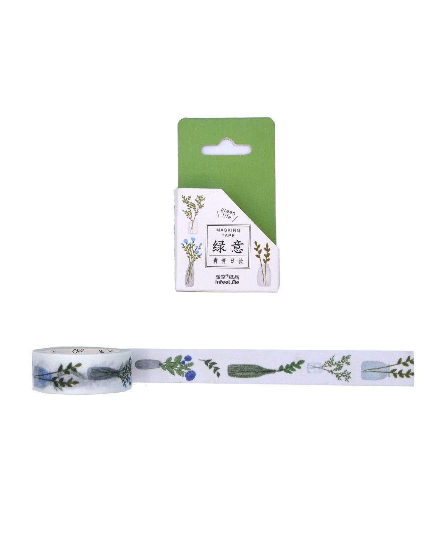 Washi tape - Vasinhos