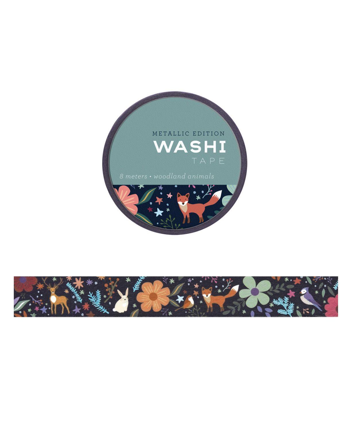 Washi tape - Woodland Animals