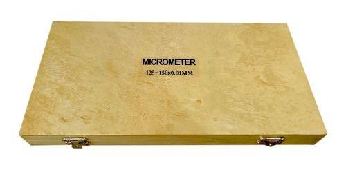 Micrometro Externo 125-150mm