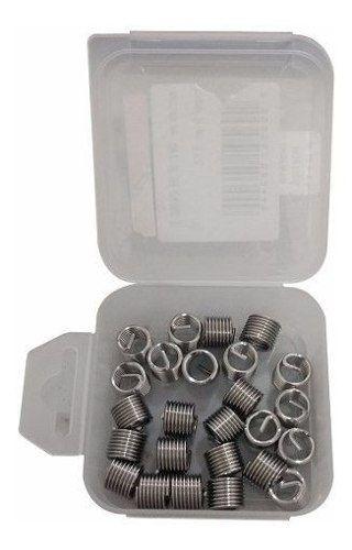 Helicoil Rosca Postiça - M12x1.75 - 1.5xd - 10 Peças