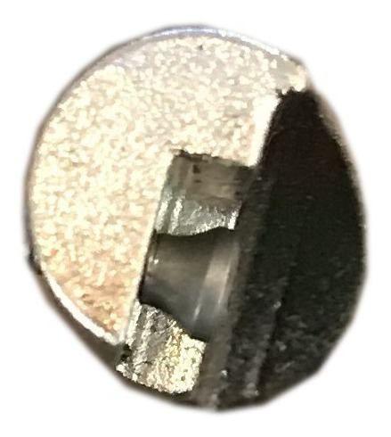 Kit Fresa 12mm 90° Aplx Ou Apkt 10 + Pastilhas Aplx 1003