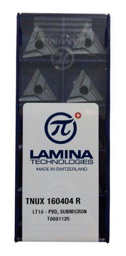 Inserto Videa Pastilha Tnux 160404 R - Lamina