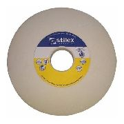 Rebolo Esmeril Stilex 6x3/4x1 - 1/4 Aa100 - (branco)