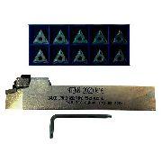Kit Mtenn 2020 K16 + Pastilhas Tnmg 160404