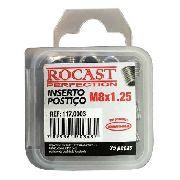Helicoil Rosca Postiça - M8 X 1,25mm | 1,50d - 25 Pçs