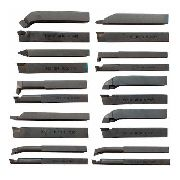 Kit Ferramentas Soldadas De Corte Para Torno 16x16mm 20 Pçs