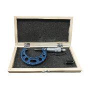 Micrômetro Externo De 25-50mm C/ Estojo