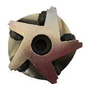 Cabeçote Tpkn Ou Tpkr 16 - Diâmetro 80mm 90°