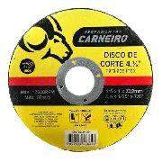 Disco De Corte Para Aço Inox 4.1/2pol 10 Unidades