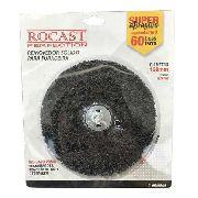 Disco 150mm Rocast Removedor De Tinta Para Furadeira