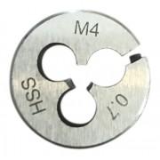 Cossinete M4x0.7 Hss Aço Rápido