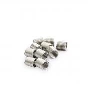 Helicoil Rosca Postiça - M12x1.25 - 1.5xd - 10 Peças