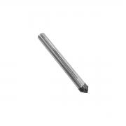 Lima Rotativa Cônica 90° Para Alumínio 6mm
